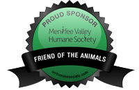 Friend of the Animals Sponsor